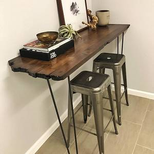 Reclaimed Maple Table - Woodworking Project by Andy