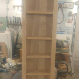 Spice rack insert - Woodworking Project by Wheaties  -  Bruce A Wheatcroft   ( BAW Woodworking)