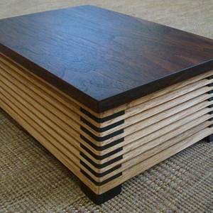 TERRACE RIDGE - Woodworking Project by kiefer