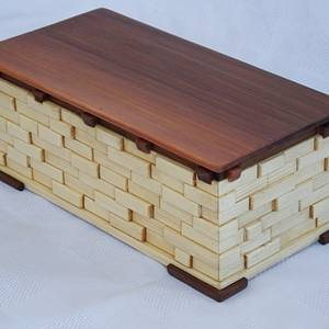 TIMBERSTONE - Woodworking Project by kiefer