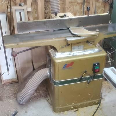 Powermatic model 50 jointer Tool by WoodHaus