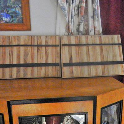 Knife Boards - Woodworking Project by Francis Miles