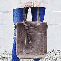 The Clara Bag - Project by Val Campbell