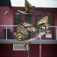 Taking Flight - Metalworking Project by Glaros Studios