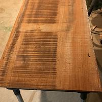Mahogany Writing Desk - Woodworking Project by Scott