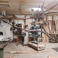 Railing - Project by WestCoast Arts