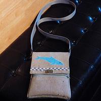 Another Cork Bag - Needleworking Project by Celticscroller