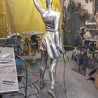 Adrielle - Metalworking Project by Glaros Studios