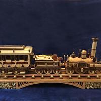 1835 Locomotive - Project by Dandy