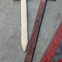 Swords - Woodworking Project by Brian