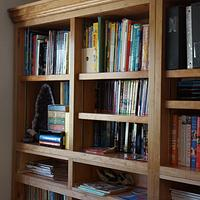 Office BookCase - Woodworking Project by lanwater