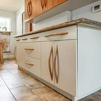 Finally finished my new kitchen.   - Woodworking Project by Madts