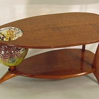 Glass Ball Coffee Table # 1 - Woodworking Project by Woodbridge