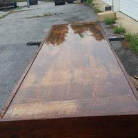 Bar Top - Woodworking Project by David Roberts