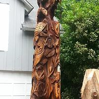 tribute to the Chesapeake Bay - Woodworking Project by wizzardofwood