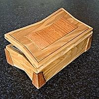 Angle box - Woodworking Project by Mike40
