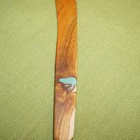 It is now the butter beaver knife. (See last pic) - Woodworking Project by Madts
