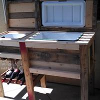 cowboy cooler - Woodworking Project by grice