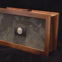 Walnut Man Box - Woodworking Project by RogerBean