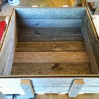 Fence picket planter boxes - Woodworking Project by Brian