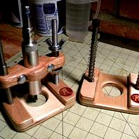 Precision Inlay Router - Woodworking Project by shipwright
