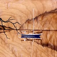 Some recent Marquetry - Woodworking Project by shipwright