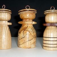 Christmas Ornaments - Woodworking Project by Tony