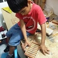 Father-Son Project - Jigsaw Blades Case - Woodworking Project by Legorreto