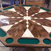 Game Tables - Woodworking Project by woodbutchersc