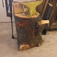 Anvil Station - Woodworking Project by Don
