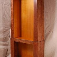 My first design to finish project - Woodworking Project by Jared Seaver