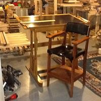 Brain center of the entire woodworking operation - Woodworking Project by Jack King