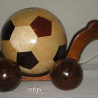 NINJA THE TURTLE