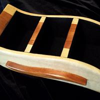 """Wave"" Keepsake Box - Woodworking Project by Angela Maddock"