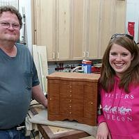 Jewelry Box - Woodworking Project by Les Hastings