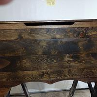 Toybox - Woodworking Project by Ed Schroeder