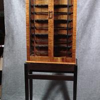 Krenov Inspired Cabinets