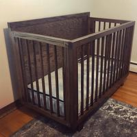 Baby Crib - Project by Fiftyfoursouth