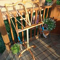 Music stand - Woodworking Project by MontyJ