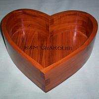 LOVE BOX - Woodworking Project by Sam Shakouri