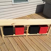 Bench - Woodworking Project by TonyCan