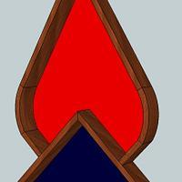 U.S. Army Special Forces Shadow Box