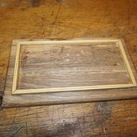 Spalted Pecan box