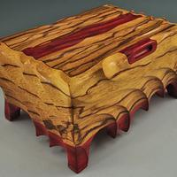 Marblewood & Padauk Box - Woodworking Project by Greg
