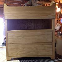 Cradle / Changing Table - Woodworking Project by David A Sylvester