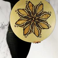 Mandala marquetry - Woodworking Project by Andulino
