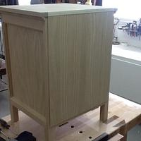 Night tables - Woodworking Project by Thorreain