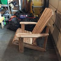 Adirondack Chair - Woodworking Project by MaggiesDad