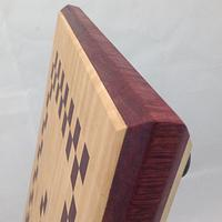 Checkers....the boards..... - Woodworking Project by JL7