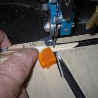 Band Saw Pocket Hole Plug Cutting Jig - Woodworking Project by Kelly